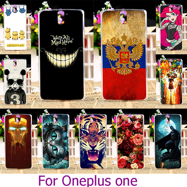AKABEILA Soft TPU Plastic Case For OnePlus One OnePlus1 OnePlus A0001 A1000 A1001 5.5 inch Case Cover housing Phone Skin