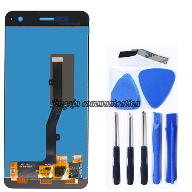 Image 2 - for ZTE Blade V8 mini LCD + touch screen digitizer assembly for zte V8mini BV0850 display Repair kit-in Mobile Phone LCD Screens from Cellphones & Telecommunications
