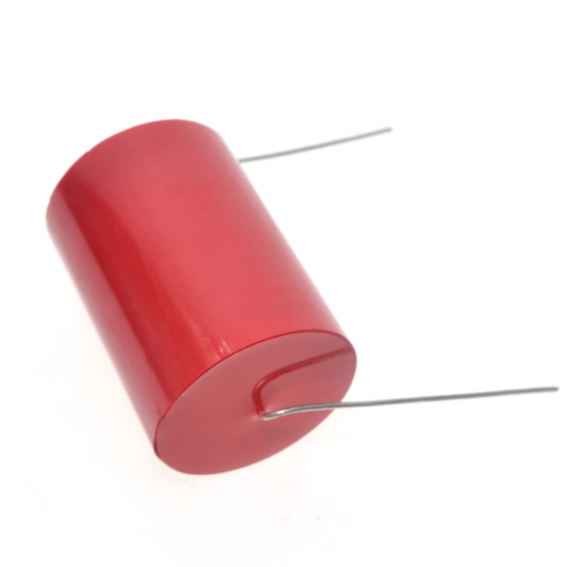 Free Shipping 4Pcs Audiophiler Axial MKP 10UF 400VDC HIFI DIY Audio Grade Capacitor For Tube Guitar Amps
