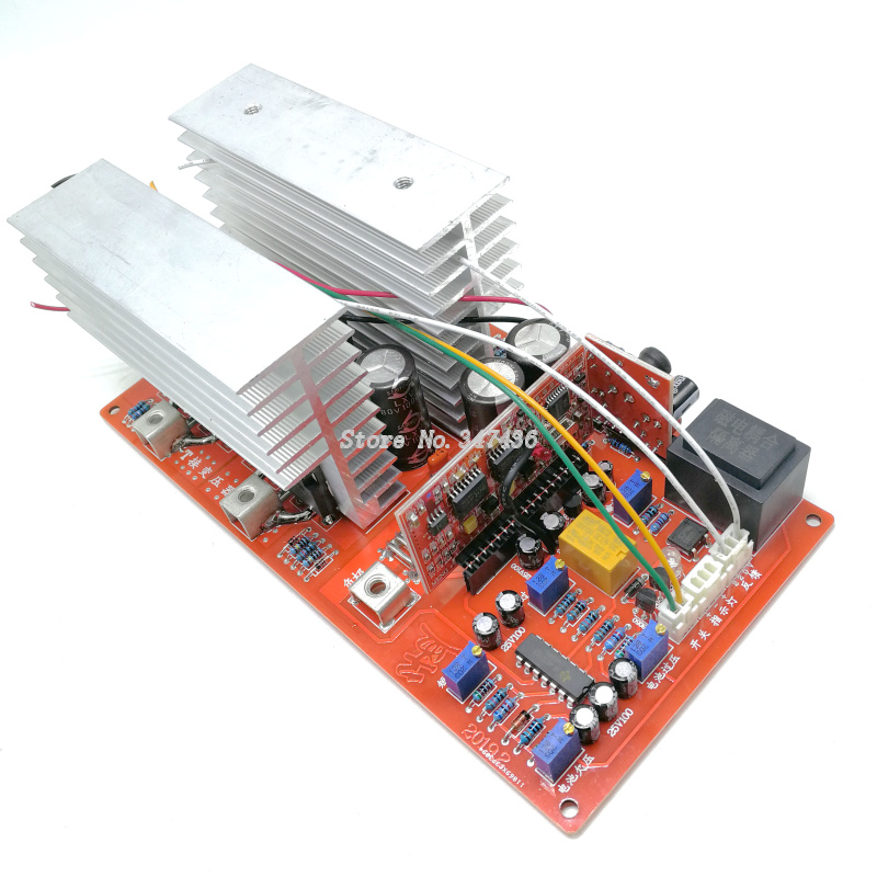 Pure Sinusoidal High Power Inverter Motherboard Drive Board Circuit Board 12V24V36V48V60V