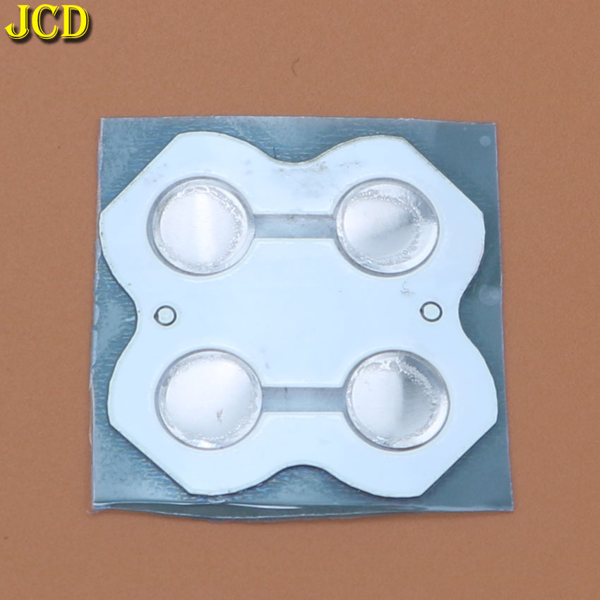 JCD Handle ABXY button Conductive fIlm For <font><b>Nintend</b></font> <font><b>Switch</b></font> NS Joy-Con Controller <font><b>D</b></font> <font><b>Pads</b></font> <font><b>D</b></font>-<font><b>Pad</b></font> Metal Dome Snap PCB board buttons image