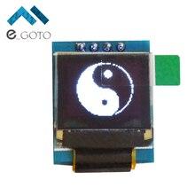 Белый 0.66 дюймов OLED Дисплей модуль 64×48 0.66 «ЖК-дисплей Экран IIC I2C для Arduino AVR STM32