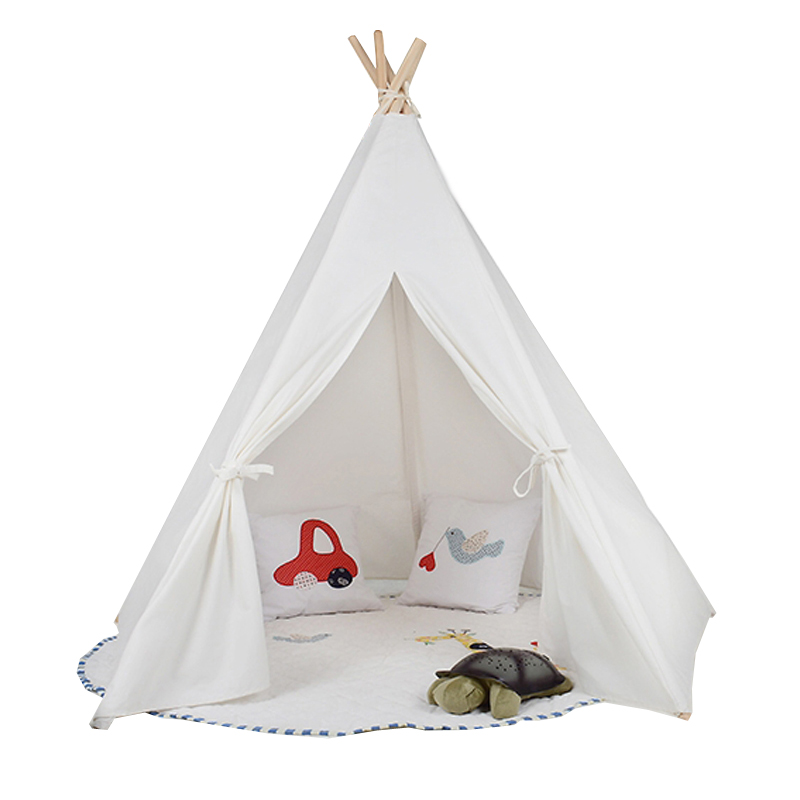 princess big kids teepee tents play tents playhouse for girl baby children's playground  birthday gift