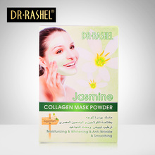 Jasmine Collagen Face Mask Powder Anti-Aging Anti-Wrinkle Luxury Spa Treatment Moisturizing whitening 300g skin care DR RASHEL