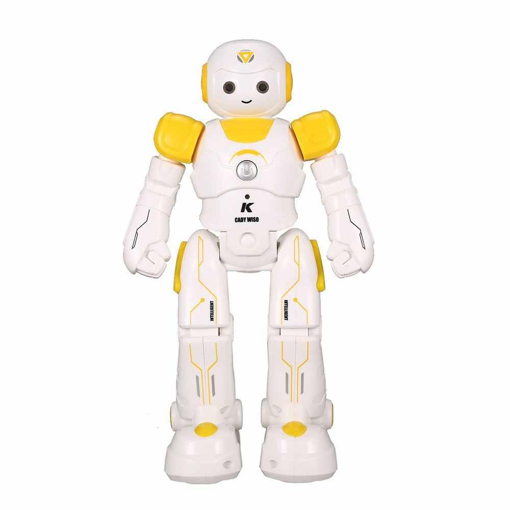 Новый JJRC R12 жесты зондирования танцы Intelligent Programming автоматическое устройство с usb-портом зарядки дистанционное управление игрушки подарок на день рождения для детей