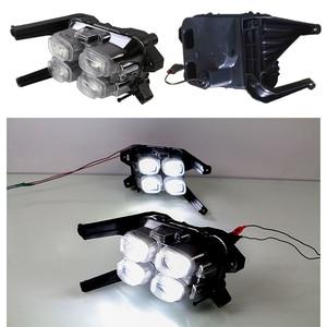Image 5 - 12V LED DRL For KIA Sportage 4 2018 2017 2016 KX5 QL Car Daytime Running Lights 12V Day Light Driving Fog Lamp Auto Signal Lamps