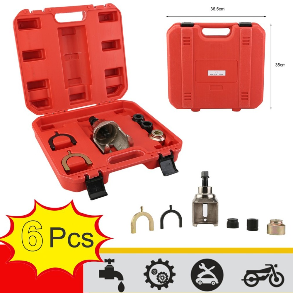 (Ship From DE)Vehicles Cars Auto Ball Joint Puller Dismantling Puller Separator Joint Removal Tool For VW T4 With Carry Case токаева т э технология физического развития детей 5 6 лет фгос до