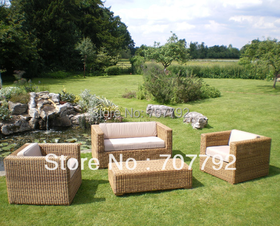 New Design Old Style Rattan Furniture