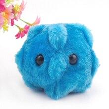 Бактерии плюшевые игрушки холодные микробы плюшевые игрушки высокого качества