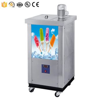 China professional 1 mould popsicle making machine popsicle sticks ice cream machine automatic popsicle freezing machine фото
