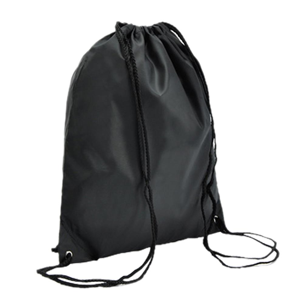 ABDB School Drawstring Book Bag Shoe Backpack