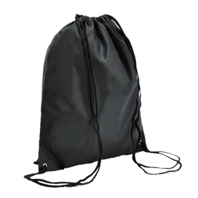 92036e2a872e ABDB School Drawstring Book Bag Shoe Backpack-in Drawstring Bags ...