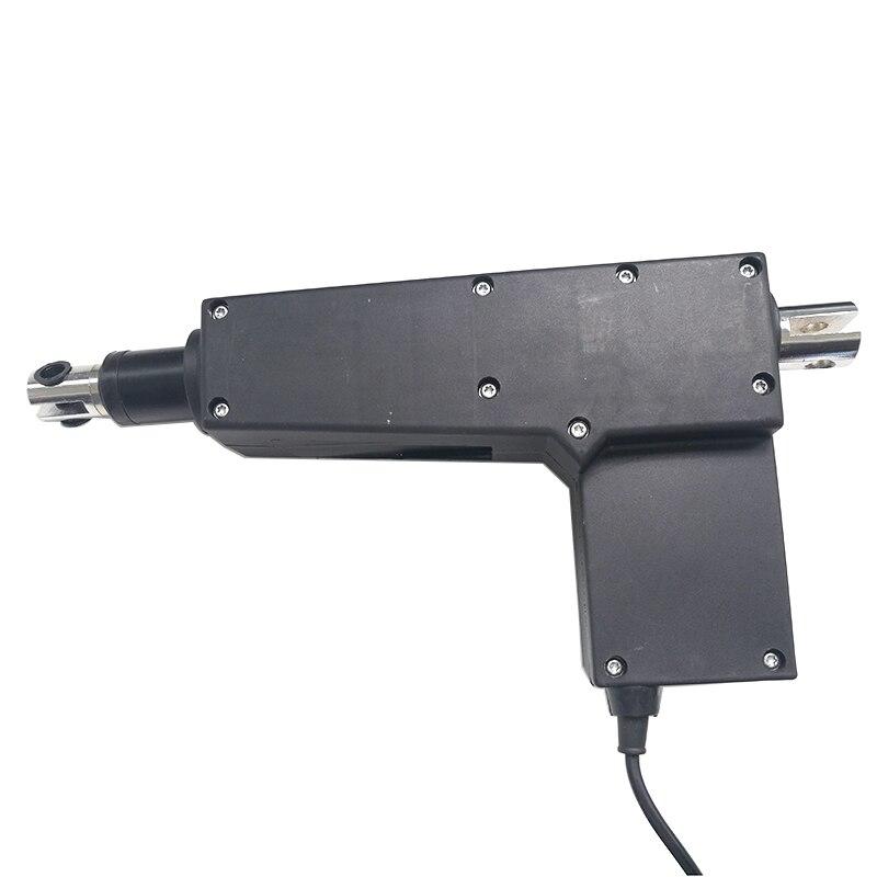 Ход поршня 100 мм электрический линейный привод 12 В 24 В двигатель постоянного тока 2000N 4000N 6000N 8000N push pull force больницы ICU электрический стул, крова...