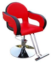 Hair salons fashion hair salon chair. Cutting beauty-care hydraulic chair. Stool. Swivel chair.