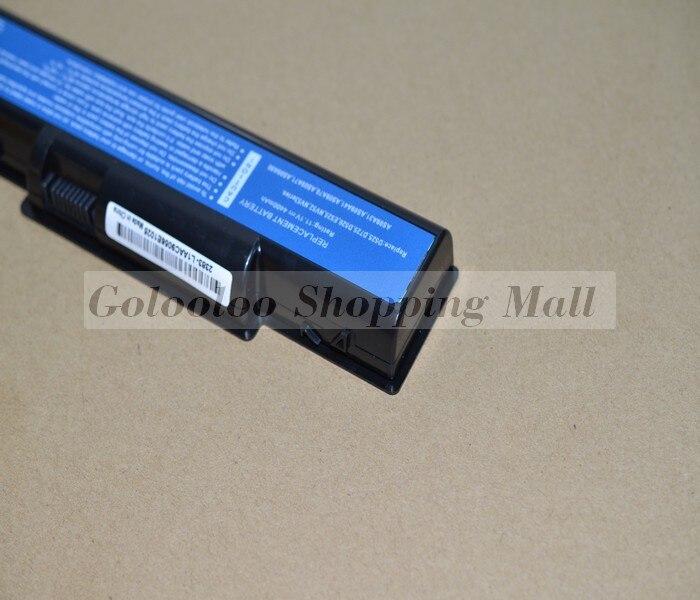 Baterias de Laptop aspire 5516 5517 5532 5732z Capacidade de Bateria : 4001 - 5000 MAH