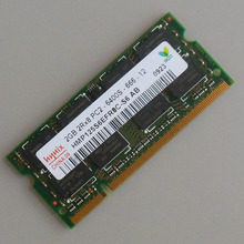 Hot!! Hynxi 2GB PC2-6400S DDR2-800 800Mhz DDR2 Laptop Memory  CL6.0 SODIMM Notebook RAM Non-Ecc 200pin  2RX8 Low density