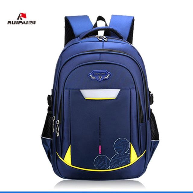 Aliexpress.com : Buy School Bags boys Girls Children Backpacks ...