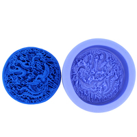 Free Shipping Free Shipping Nicole Silica Gel Mould Handmade Soap Mould Chocolate Mould Glue Soap