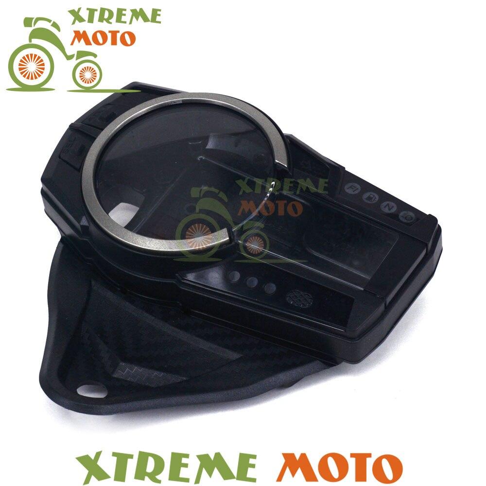 Motocross Tachometer Odometer Instruments Speedometer Gauge Meter Hull Housing Case Cover For Suzuki GSXR600 GSXR 750