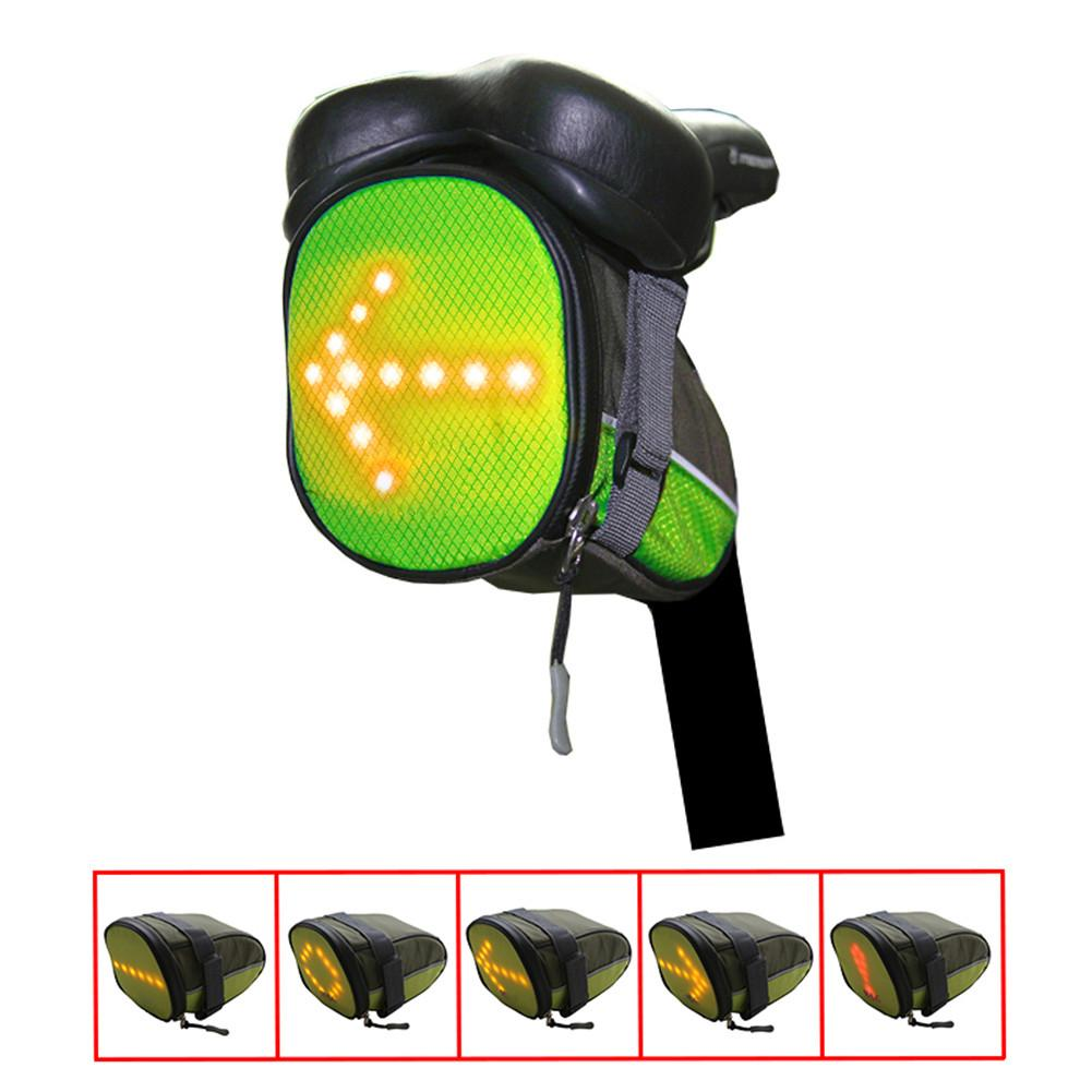 Back To Search Resultssports & Entertainment Usb Charging Led Light Warning Vest Backpack Mtb Bike Bag Safety Led Signal Vests Warning Accessories