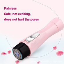 Portable Mini Epilator Lady Personal Shaver Razor Epilator Painless Electric Facial Body Underarm