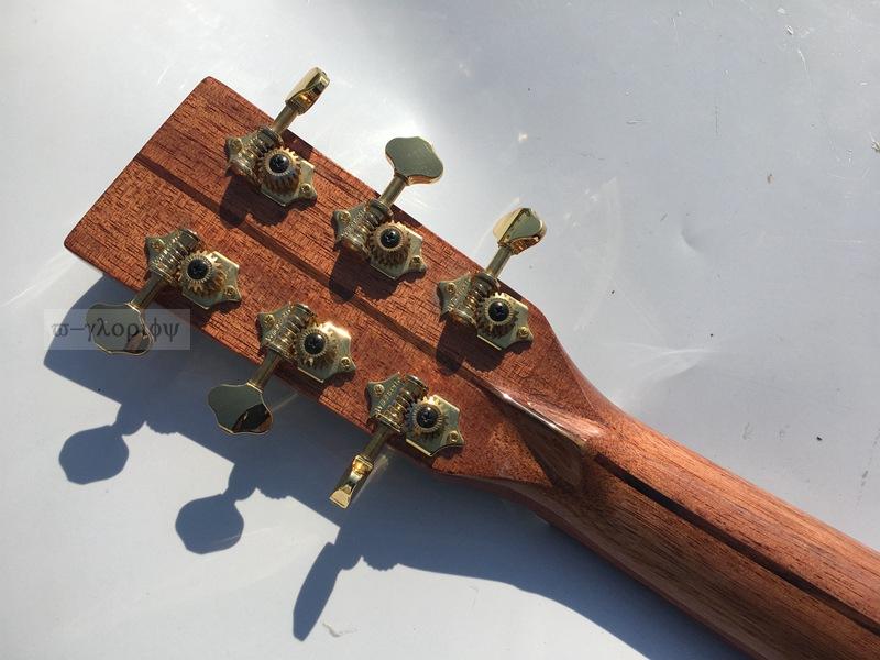 Universal Eisen Schrauben Gitarren Bass Ukulele Maschinen Kopf