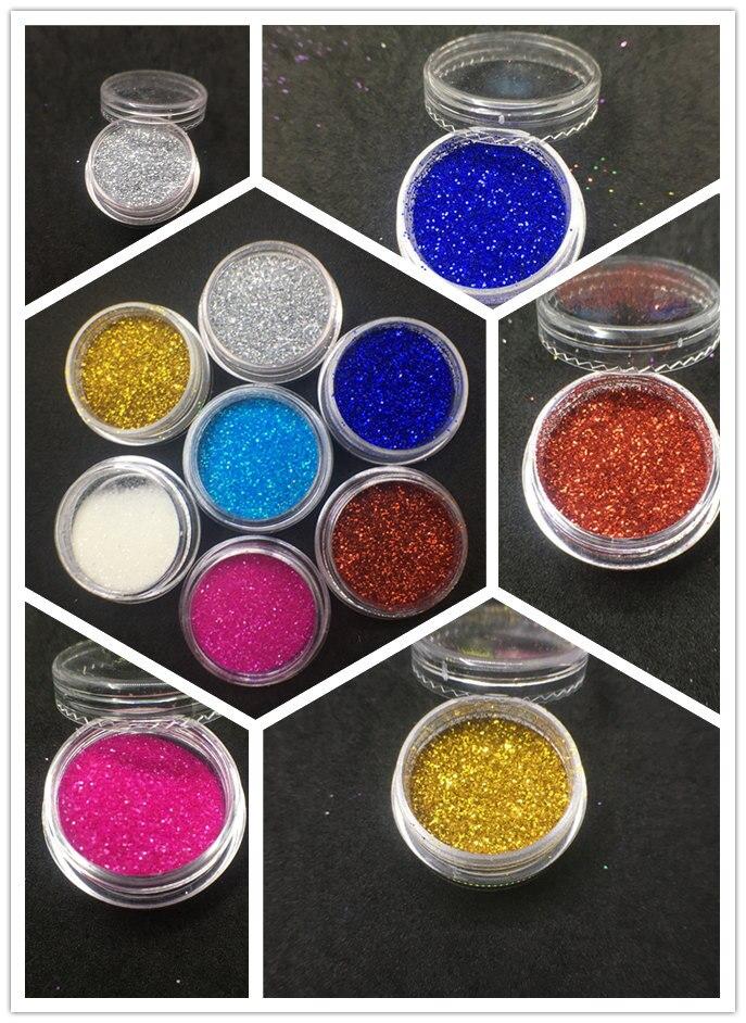 2018 NEW Dust Kit Acrylic Gem Nail Polish Tools 3D Nail Art Decorations Nail Glitter Powder SF-210