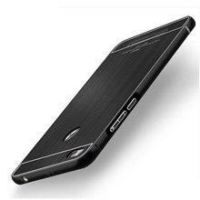 MSVII Бренд Для Xiaomi Redmi 3 Pro 3 s Дело Матовый PC Back покрытие Алюминий Металлический Каркас Набор Телефон Мешки для Xiaomi Redmi3 3 s Pro