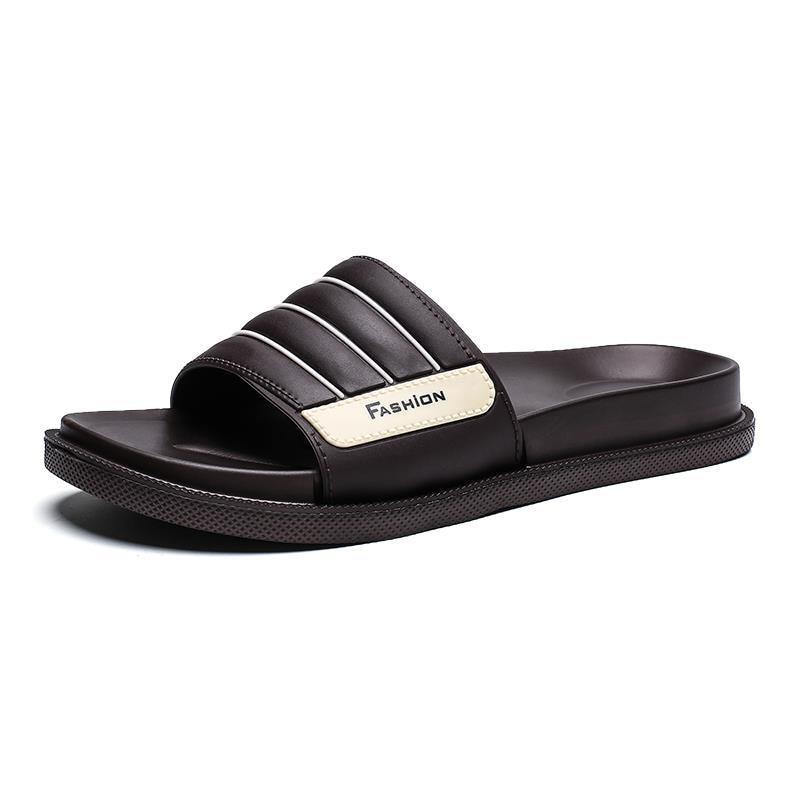 Flip Flops Flip-Flops Shoes Summer Black Cotton Fabric