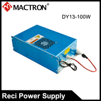 DY13 High Quality Reci Laser Power Supply For 100w Co2 Laser Tube