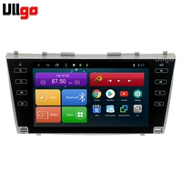 9 дюймов Восьмиядерный Android автомобильный DVD gps для Toyota Camry V40 2006 2011 автомобильное радио с gps Автомагнитола с BT, RDS WI FI зеркало Link