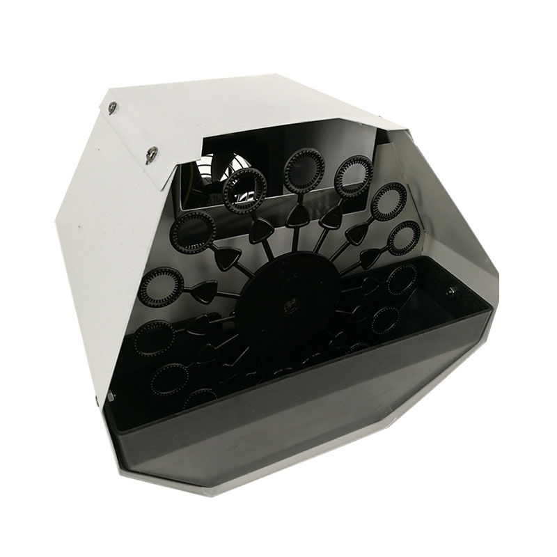 Mini Machine à bulles 60 W Machine à effet de scène de contrôle à distance en bonne qualité équipement d'effets spéciaux, éclairage de scène SHENHE