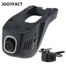 On sale JOOYFACT A6 Car DVR Dash Cam Registrator Digital Video Recorder  Camera Dual 1080P Night Version Novatek 96658 IMX 323  WiFi