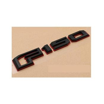 F150 Tail Sticker Emblem Badge Refitted Vehicle F150 ABS Plastic Embleme Emblema