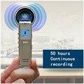 Mini 8 GB gravador de voz digital Econômica do Negócio USB flash pen drive de gravação de som de redução de ruído MP3 player de memória u-disco