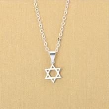 TJP Cute Star Pendants Necklace Jewelry For Women Party Accessories Hot 925 Sterling Silver Girl Choker Bijou