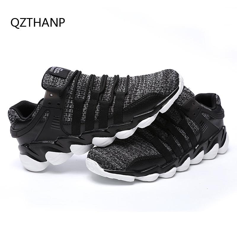 Los Tamaño Black 46 Hombre Más 2018 Respirables Krasovki white Para Caliente Casual Zapatos Zapatilla Hombres Primavera otoño Adulto Caminar Suave grey Ligeros 39 TTq7AwxR