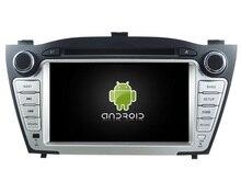 Android 5.1.1 CAR Audio DVD player FOR HYUNDAI TUCSON IX35 2009-2013 gps Multimedia head device unit receiver BT WIFI
