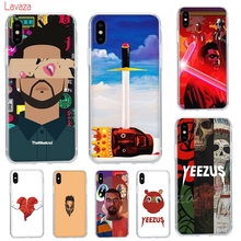 Lavaza Ye YEEZUS Tour Kanye Omari West Cases for Apple iPhone 6 6s 7 8 Plus  5 5S SE 5fc8001345ef
