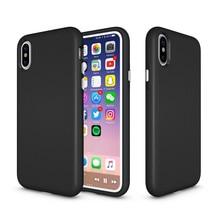 2018 новый TPU + PC противоударный Нескользящие силиконовый чехол для iPhone X