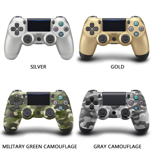 8 Colors Bluetooth Controller For SONY PS4 Gamepad For Play Station 4 Joystick Wireless Console For PS3 For Dualshock Controle