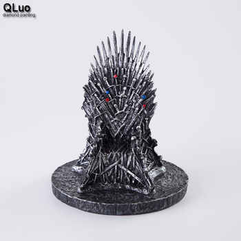 Game of Thrones Iron Throne Wakanda Collection figure Home Decoration statues Creative Game Model Phone Holder Kids Gift - DISCOUNT ITEM  25% OFF Home & Garden
