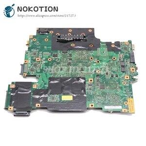 Image 3 - NOKOTION Lenovo thinkpad T61 T61P laptop anakart 42W7653 44C3931 42W7877 15.4 965PM DDR2 FX570M grafik ücretsiz cpu