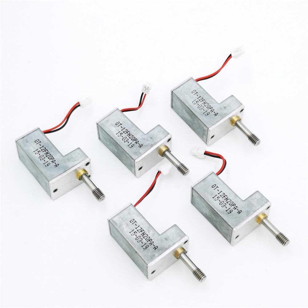 5PCS/LOT Miniature N20 Geared Motor 3V5V6V DC Micro Z Type Geared Motor All-metal Gears