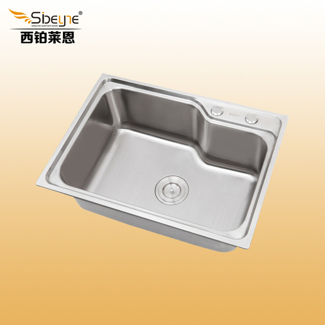 Itas9903 304 stainless steel kitchen sinks wash the pot big single itas9903 304 stainless steel kitchen sinks wash the pot big single slot wash basin workwithnaturefo
