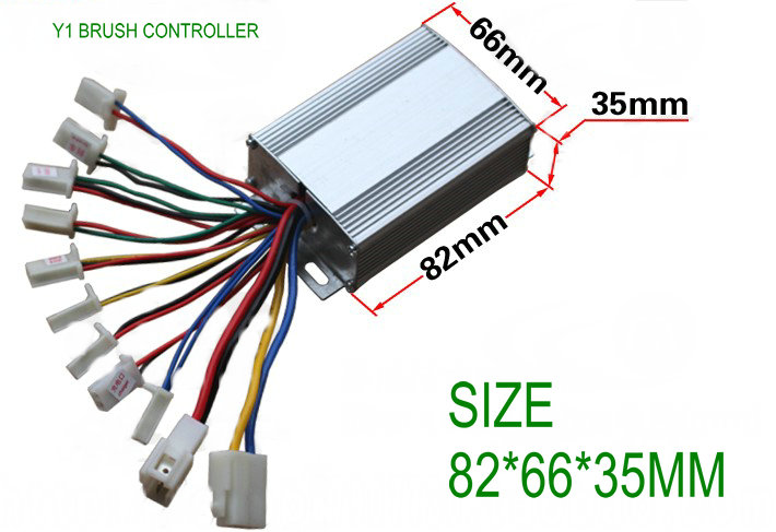 BRUSH CONTROLLER Y1 SIZE