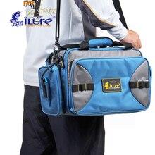 iLure 2016 New Fishing MultiPurpose Bag 830g Pesca waterproof bags Fishing Tackle tools Bags for Bait Case Fishing Reel Bag