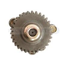 Pompe à huile 16851-35012 1685135012 pour moteur Kubota | Moteur