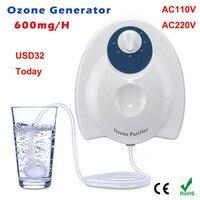 Ozone Purifier Ozone Generator Water Fruit Vegetables Food Sterilizer Air Purifier Water Ozonizers Food Preparations