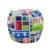 Feliz de la Cereza Impreso TPU Bebé Unisex Pañal de Tela A Prueba de Fugas Del Pañal Lavable Reutilizable Ajustable Entre 3 tamaño